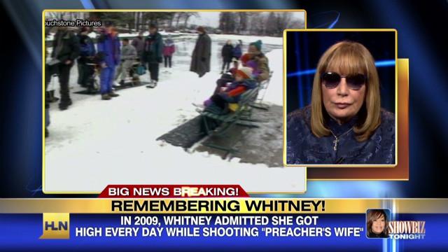 Penny Marshall remembers Whitney Houston