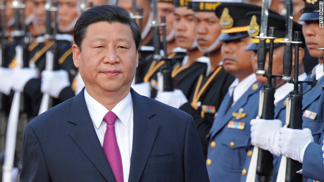 Who is China's leader-in-waiting?