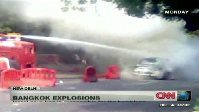 Blasts stoke Iran-Israel tension