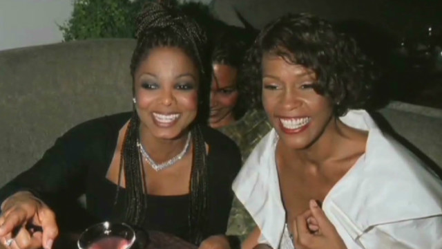 Janet: Whitney was a sweet soul