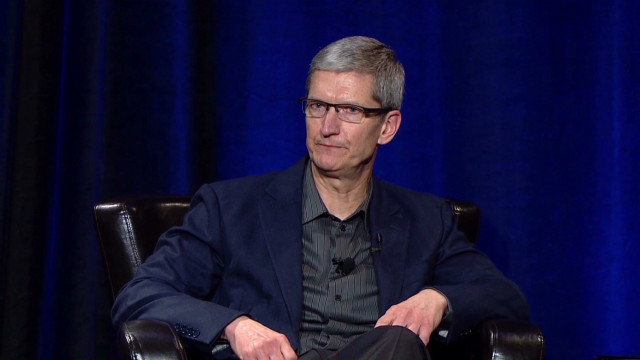Cook: Apple has high expectations
