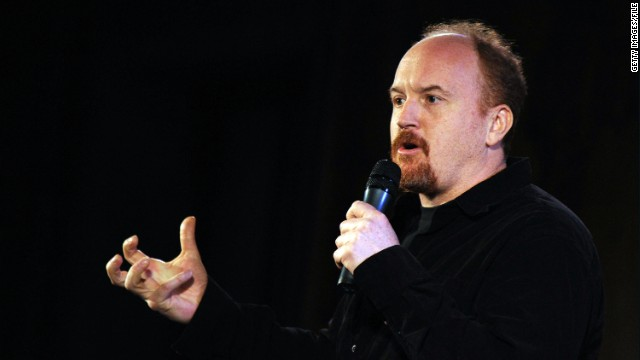 Louis C.K. starts his tour in Cleveland in October.