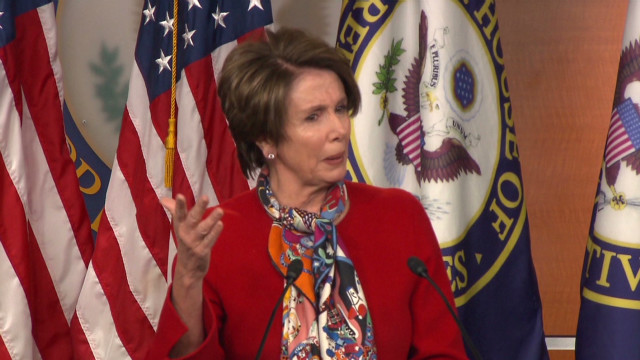Pelosi: Where are the women?