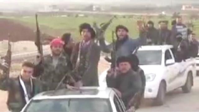 Northern Syrian militants fear massacre