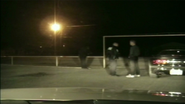 2012: Travis arrest video released