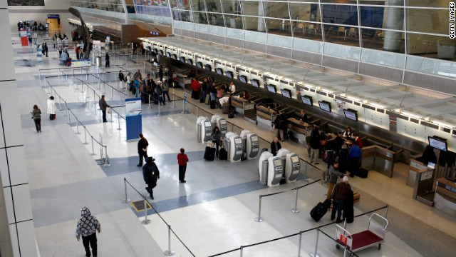 Women have complained that TSA screeners have paid them too close attention at Dallas-Fort Worth International Airport.
