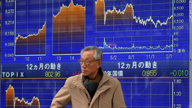 "Japan's main stock index, the Tokyo Nikkei, plunged 7% on Thursday but economists and analysts say this is ""a sign of health""."