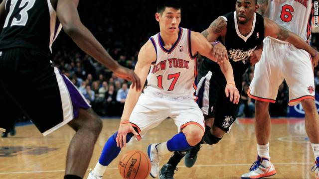 The Knicks hope phenom Jeremy Lin will mesh well with returning star Carmelo Anthony