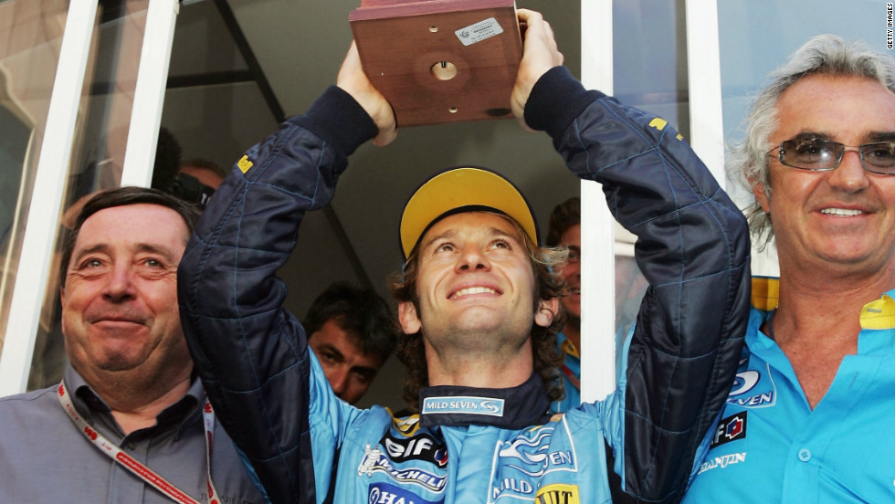 Veteran Italian Trulli has started 256 grand prix's over 17 seasons. The 37-year-old's only race win in that time came at the 2004 Monaco Grand Prix when he was driving for Renault. Caterham's decision to replace Trulli means there will be no Italian on the grid for the first time in 43 years when the 2012 season begins next month.