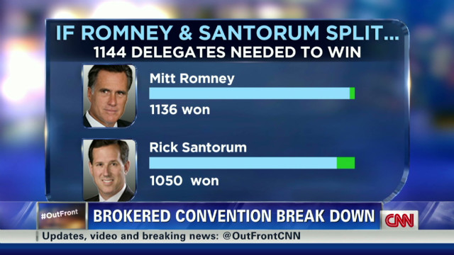 Could GOP have a brokered convention?
