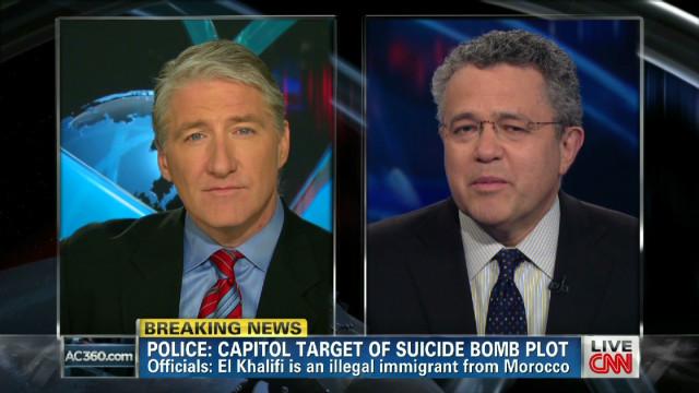 Capitol suicide attack suspect's case