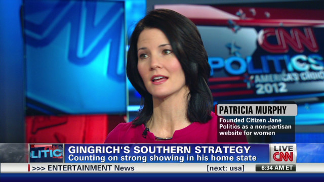 Gingrich's Southern Strategy