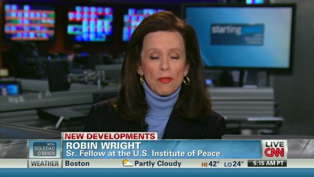 Wright: Arming Syrian rebels won't work