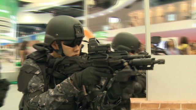 Rearming in Asia