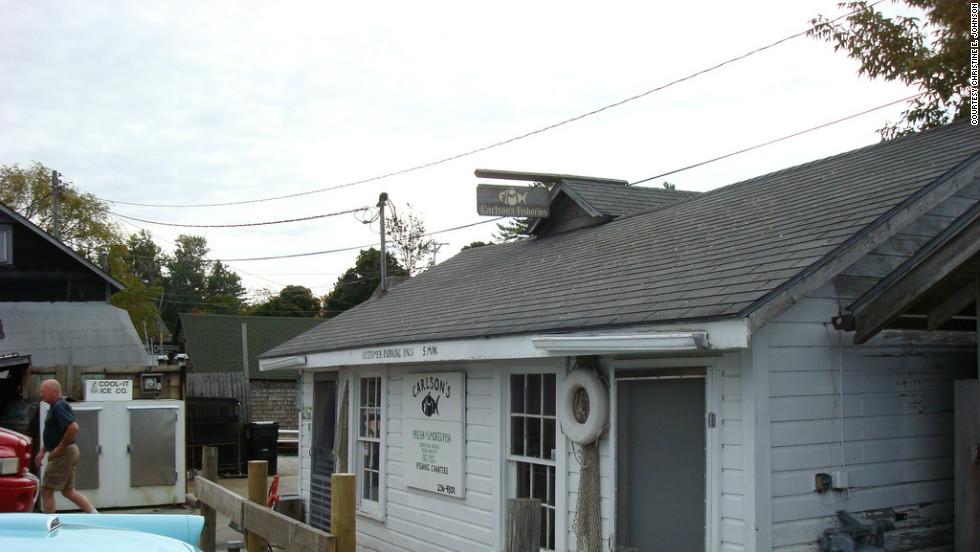 Carlson's of Fishtown in Leland, Michigan