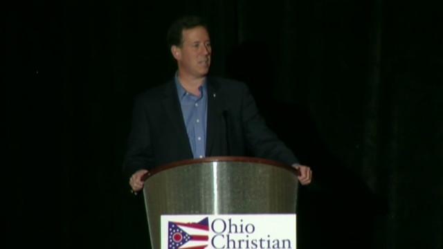 Santorum blasts prenatal testing policy