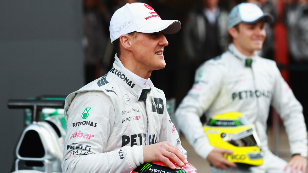 The 43-year-old said he is still hungry to achieve success despite entering his 19th season in Formula One. Schumacher is yet to register a podium finish since returning to the sport in 2010.
