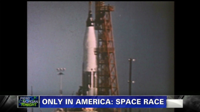 """Only in America"": Space Race"