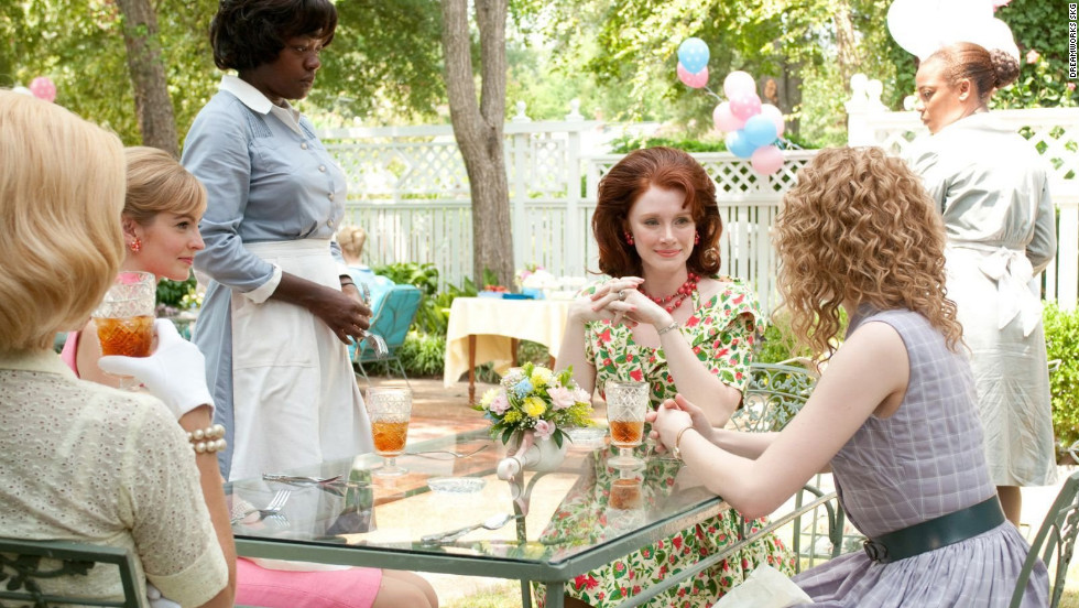 """The Help,"" set in Jackson, Mississippi, during the civil rights movement, is the story of the relationship between African-American maids and the white women who employ them."