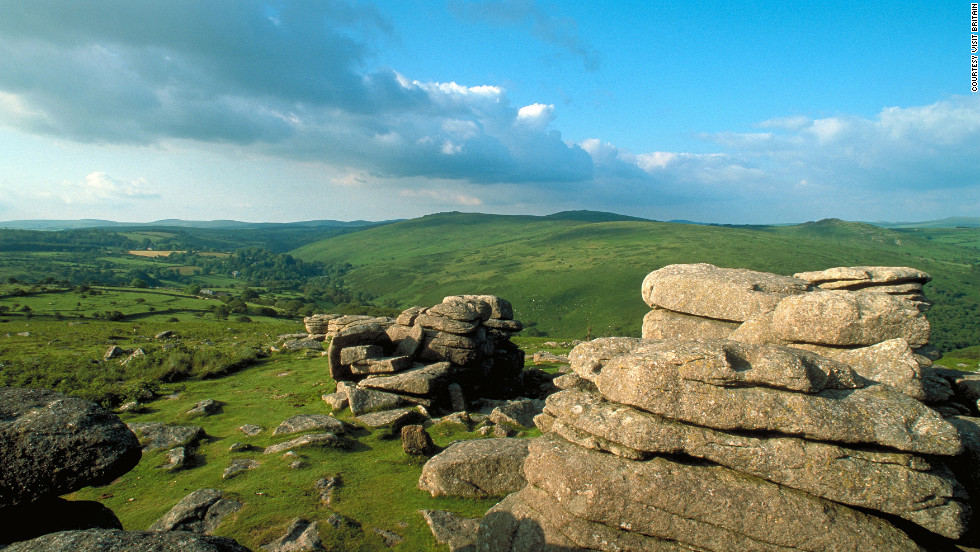 Filming took place in Dartmoor, in Devon, England. Dartmoor National Park is the largest and wildest area of open country in southern England.