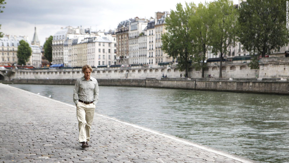 "<strong>""Midnight in Paris"":</strong> Owen Wilson stars as a time-traveling screenwriter in this Woody Allen-directed film. <strong>(Hulu) </strong>"