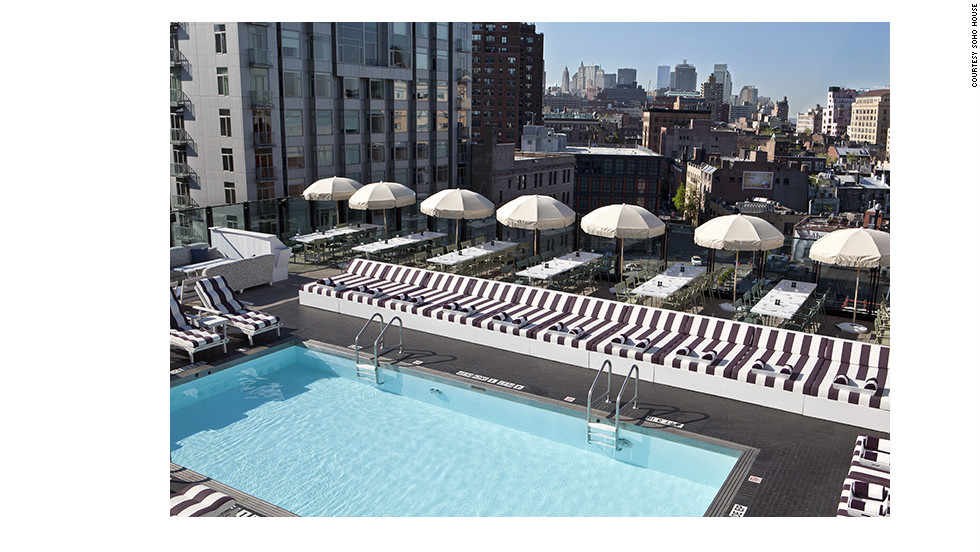Soho House in New York City