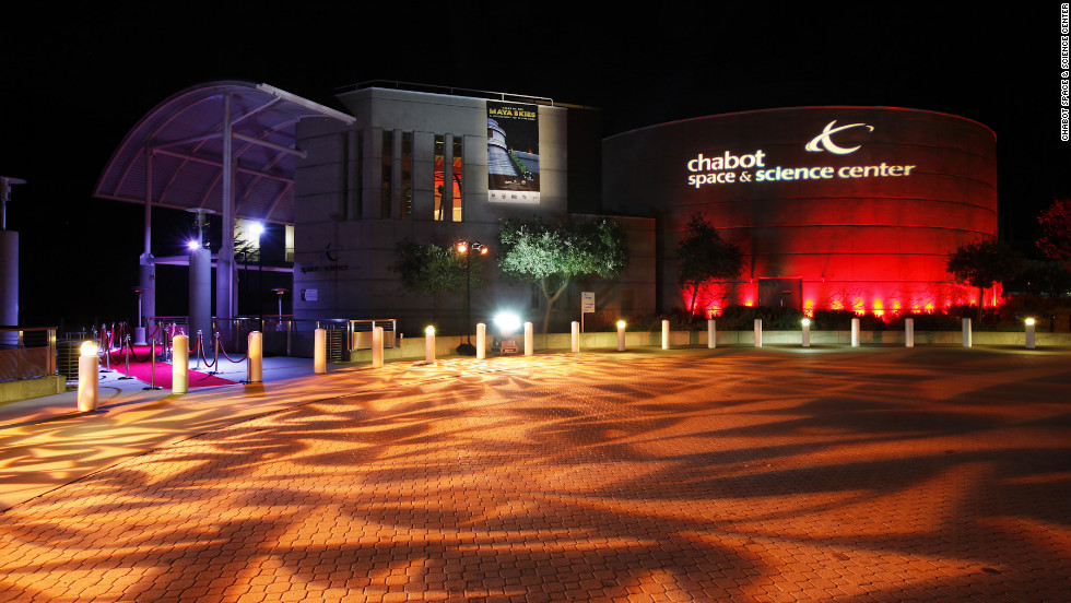 For another activity for the whole family, check out Chabot Space & Science Center.