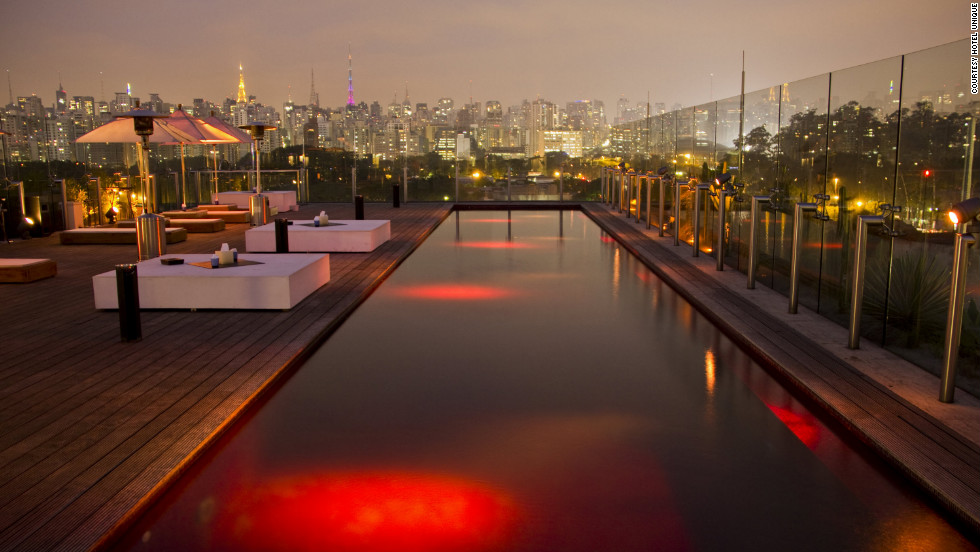 spectacular hotel rooftop pools