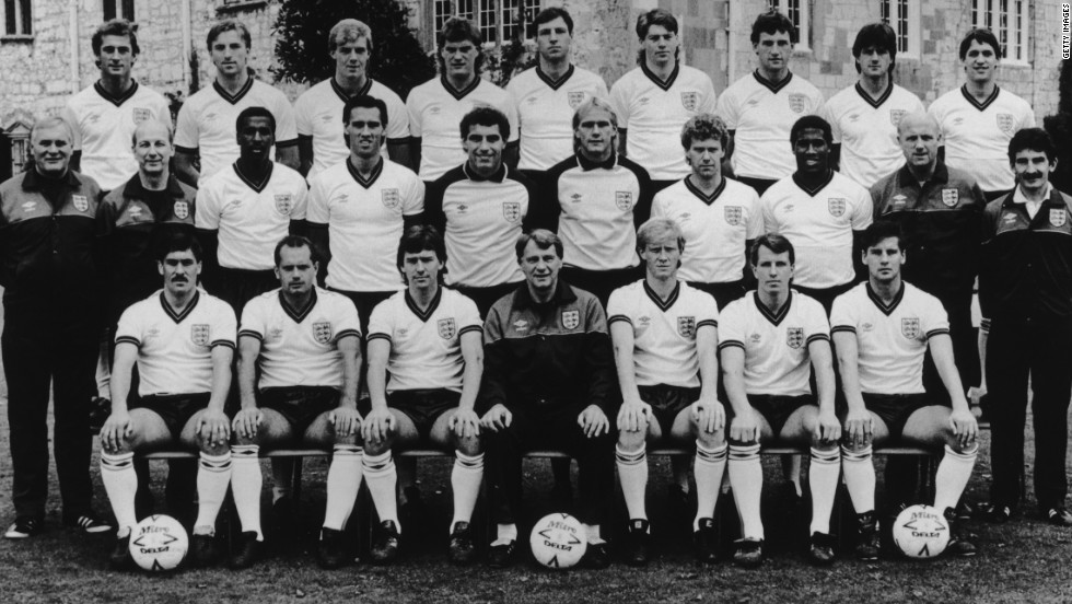 Anderson was one of just two black players in England's 1986 World Cup squad, alongside Jamaica-born winger John Barnes. In contrast, the 23-man England squad which traveled to the 2010 World Cup in South Africa contained eight black players.