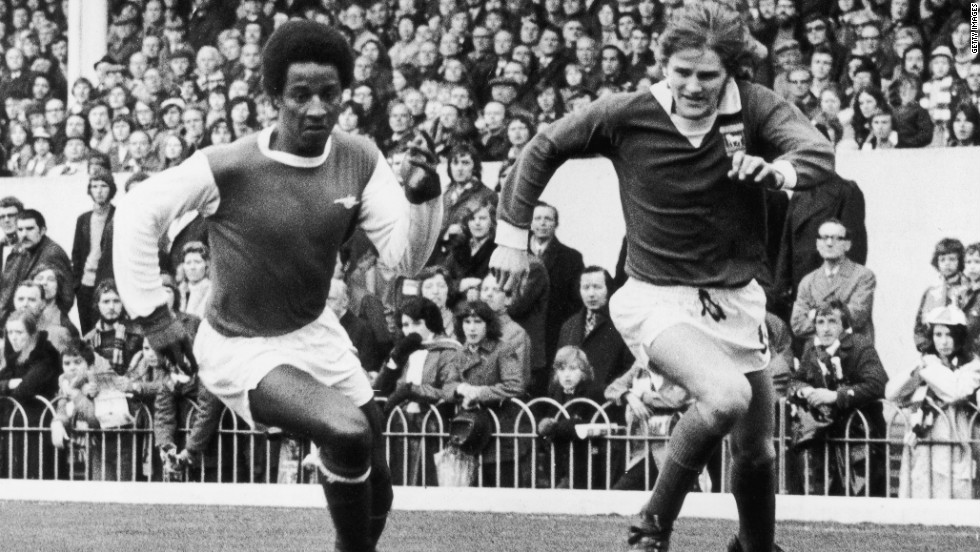 After spells at Arsenal and Cambridge United, Batson spent the majority of his career at West Brom. The Grenada-born defender was there between 1978 and 1982 before injury cut short his career. He later became an administrator with England's Professional Footballers' Association.
