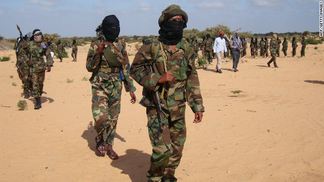 The Somali militant group Al-Shebaab kidnaps children and uses them as soldiers, Human Rights Watch says.