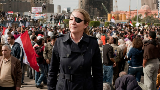 Journalist Marie Colvin 'a legend'