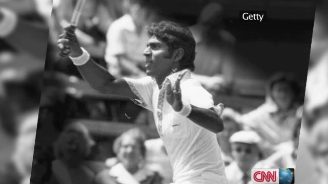 India's tennis pioneers