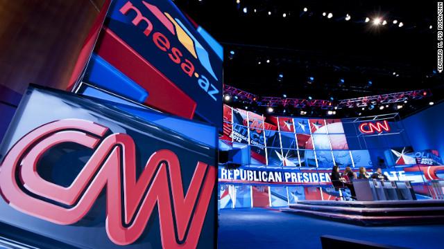 CNN readies for Arizona GOP debate