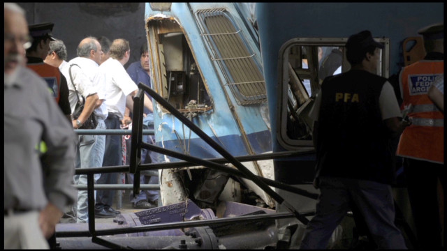 Dozens dead in rush hour train crash