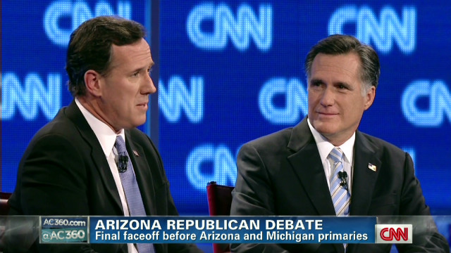Highlights from CNN debate in Arizona