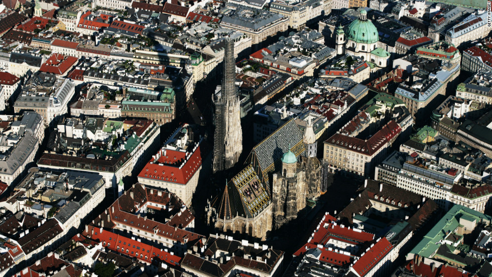 Vienna is a city steeped in culture, with plenty of attractions for visitors with an interest in everything from arts to cuisine.