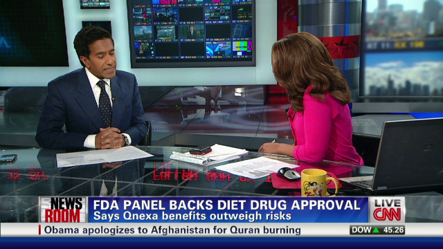FDA advisory panel backs diet drug