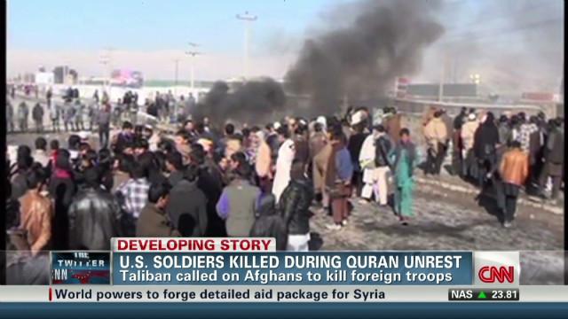 Quran burning sparks rage in Afghanistan
