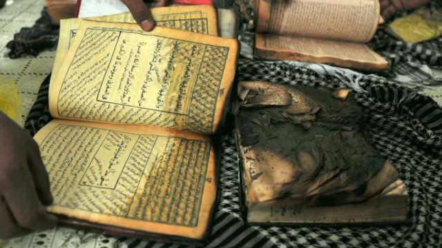 Violence escalates over Quran burning