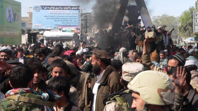 Two U.S. troops die in Quran protests