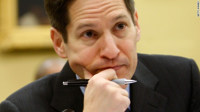 CDC Director Dr. Tom Frieden