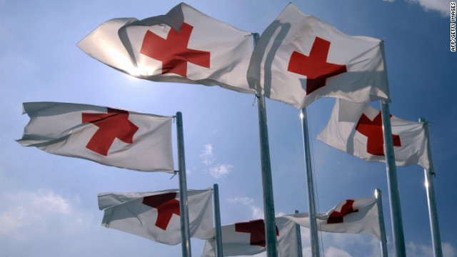 The Red Cross has been ordered to halt its operations in Sudan.