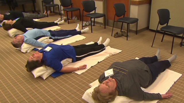 Medicare covers yoga for heart disease