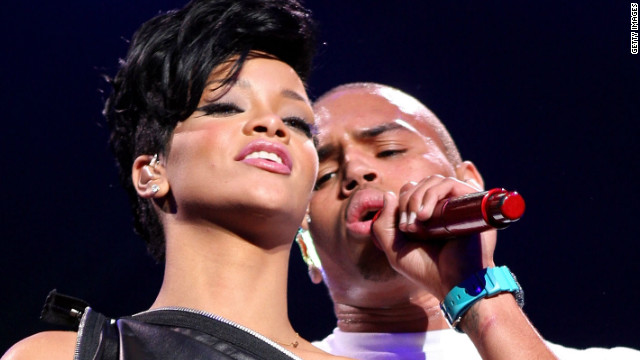 LZ Granderson says Rihanna's flaunting of her apparent reconnection with Chris Brown is a harmful message.
