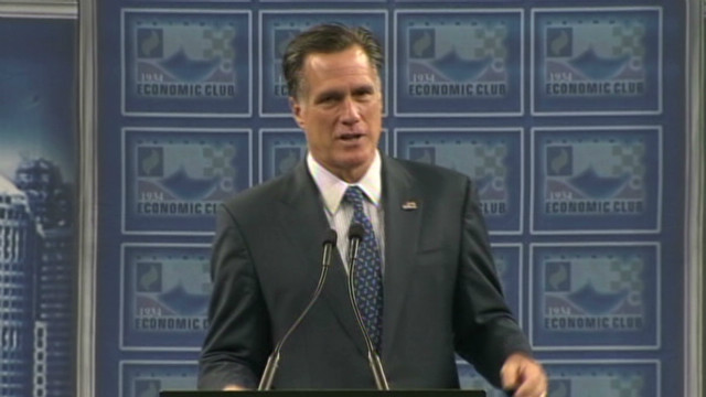 Romney: I am the GOP's only chance