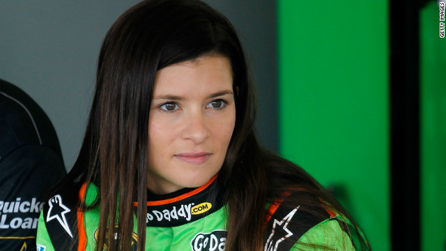 Danica Patrick revs up new video game