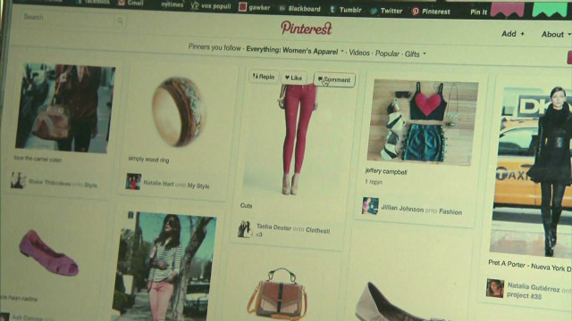 The politics of Pinterest