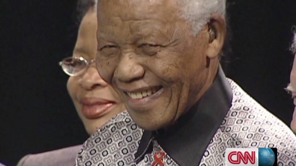 Singing for Mandela
