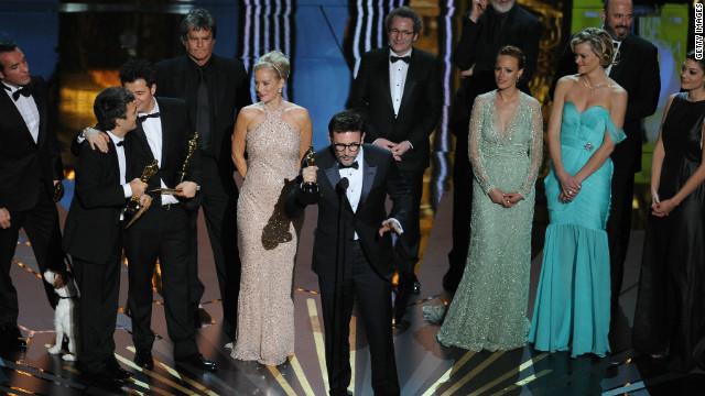 The big Oscar winners